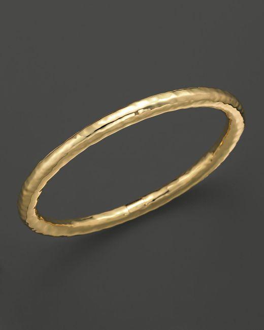 Ippolita   Metallic 18k Gold #3 Glamazon Bangle   Lyst