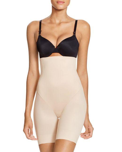 Tc Fine Intimates Natural Hi-waist Control Shorts #4099