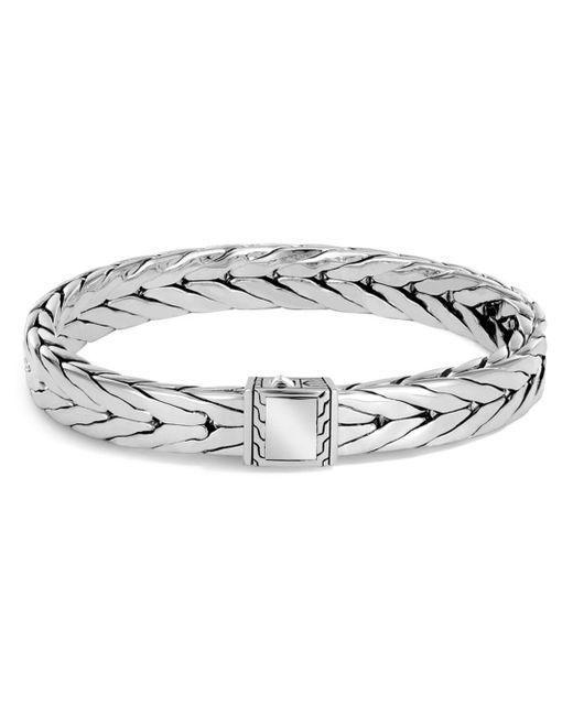 John Hardy - Metallic Men's Sterling Silver Modern Chain Bracelet - Lyst