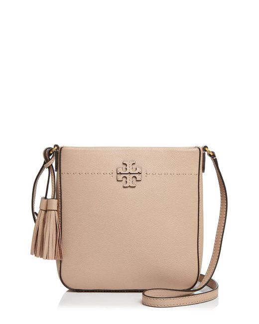 Tory Burch - Multicolor Mcgraw Leather Swingpack - Lyst