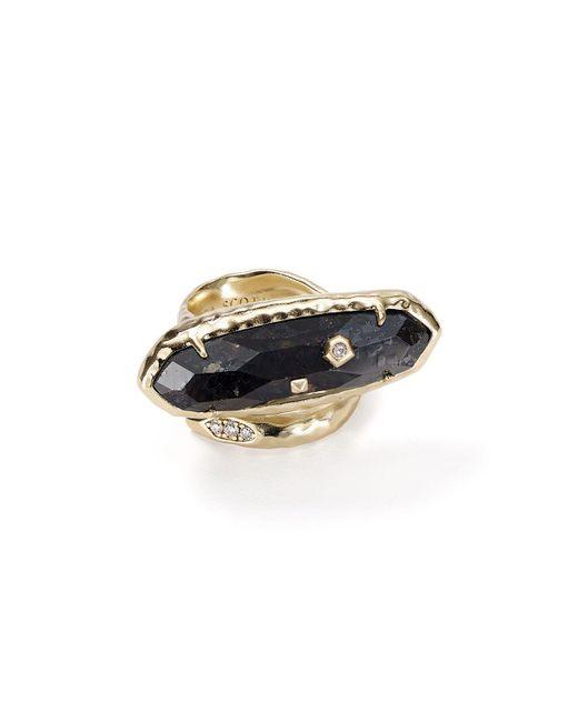 Kendra Scott   Multicolor Blithe Ring   Lyst