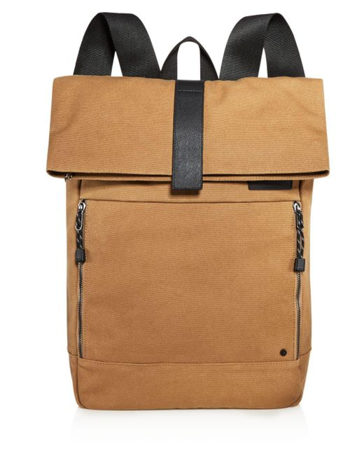 State - Brown Colby Canvas Backpack for Men - Lyst
