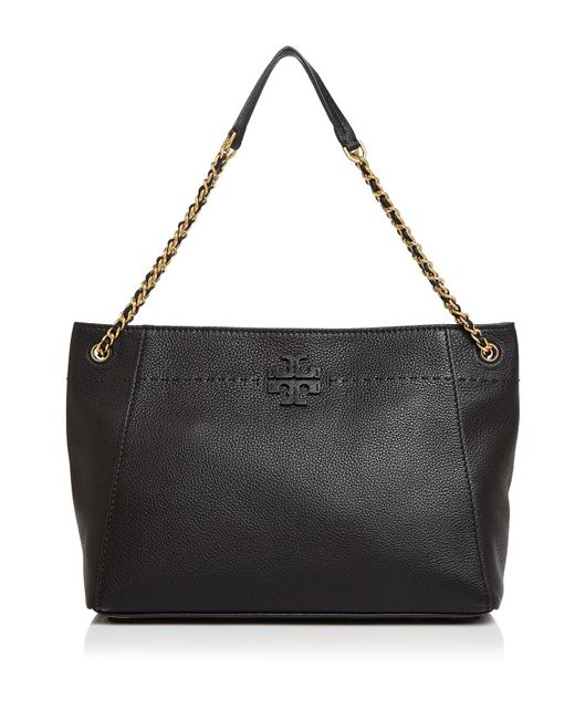 Tory Burch | Multicolor Mcgraw Leather Tote | Lyst