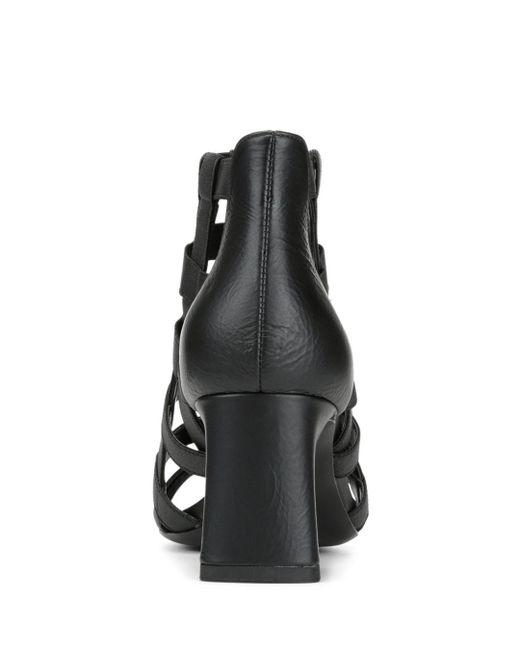 992a0ac3d9f Lyst - Donald J Pliner Visto Strappy Sandal in Black - Save 30%