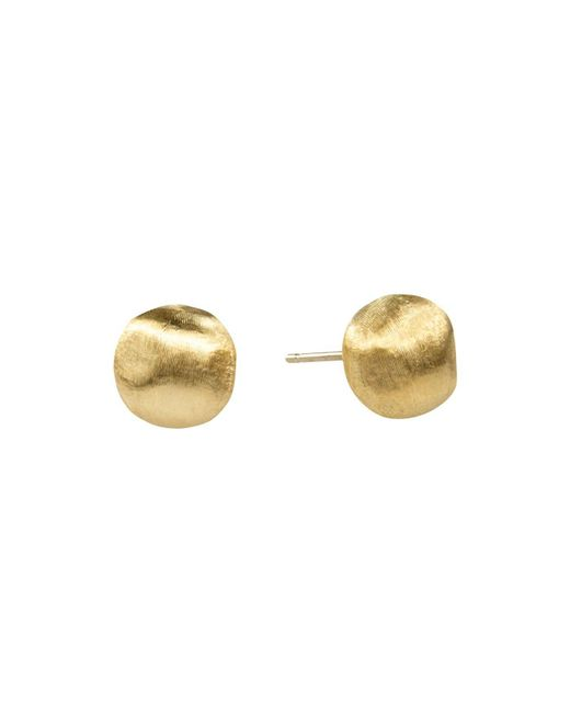 Marco Bicego   Metallic Jaipur Medium Stud Earrings   Lyst