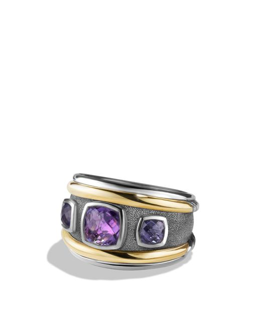 David Yurman | Purple Iolite | Lyst