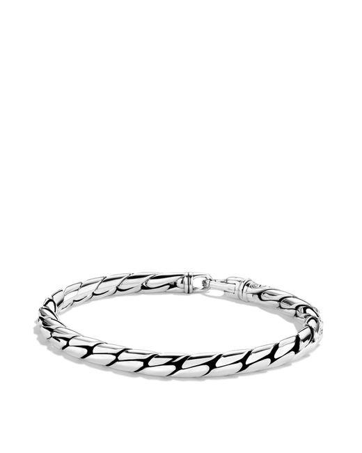 David Yurman | Metallic Cobra Chain Bracelet for Men | Lyst