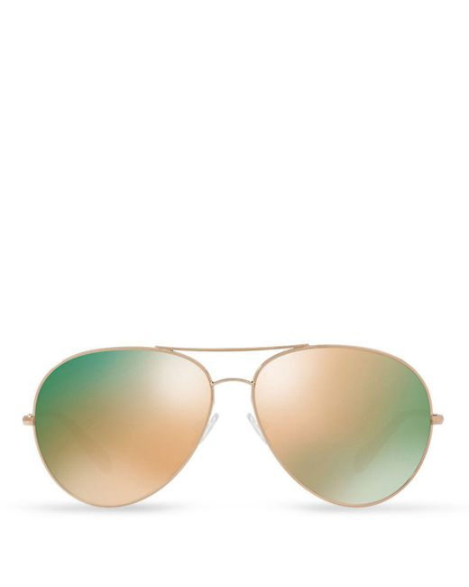 Oliver Peoples - Pink 63mm - Lyst