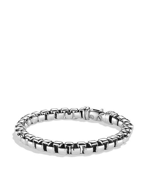 David Yurman   Metallic Extra-large Box Chain Bracelet for Men   Lyst