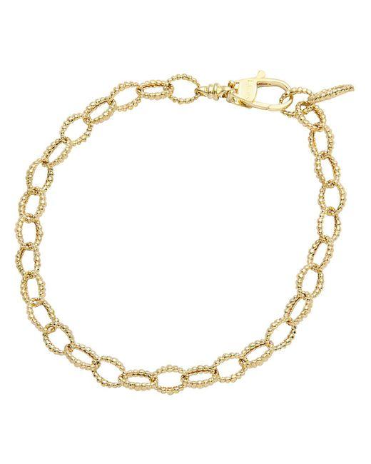 Lagos   Metallic 18k Gold Link Bracelet   Lyst