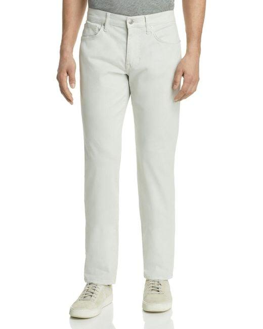 Joe's Jeans - Multicolor Mccowen Straight Fit Chino Pants for Men - Lyst