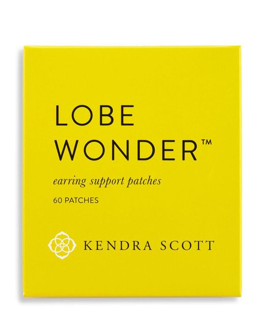 Kendra Scott - Yellow Lobe Wondertm Earring Support Patches - Lyst
