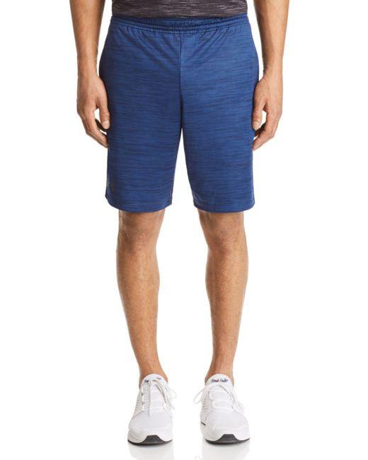 Under Armour - Blue Twist Shorts for Men - Lyst