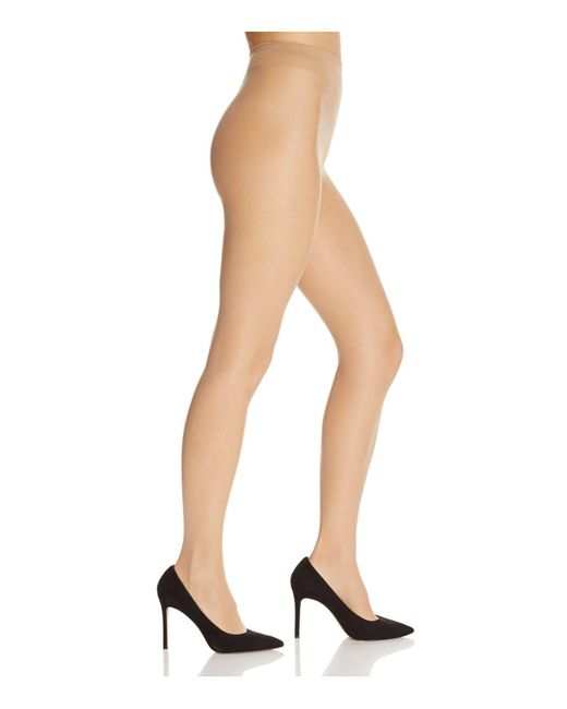 Fogal | Natural All Nude 10 Denier Tights | Lyst