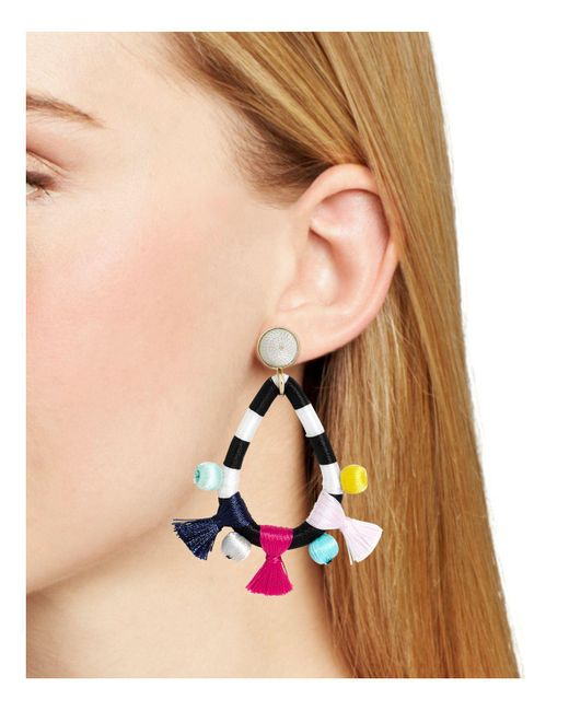 BaubleBar - Multicolor Sardinia Drop Earrings - Lyst