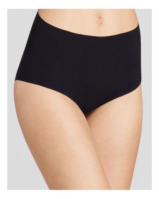 Commando   Black Better Than Bare High-rise Seamless Bikini   Lyst