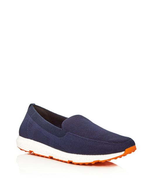 Swims | Blue Breeze Leap Knit Loafers for Men | Lyst