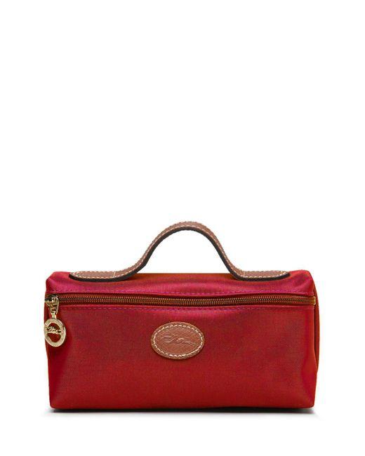 Longchamp - Multicolor Le Pliage Cosmetic Case - Lyst