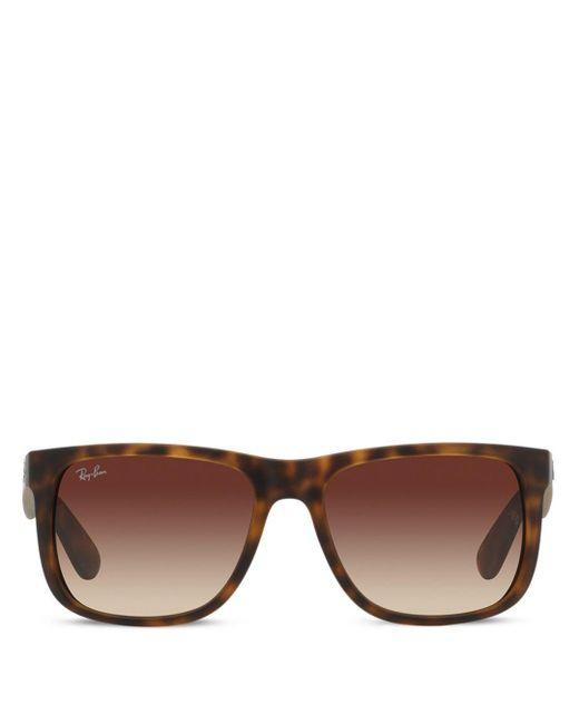 Ray-Ban - Brown Wayfarer Sunglasses - Lyst