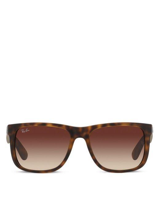 Ray-Ban Brown Wayfarer Sunglasses