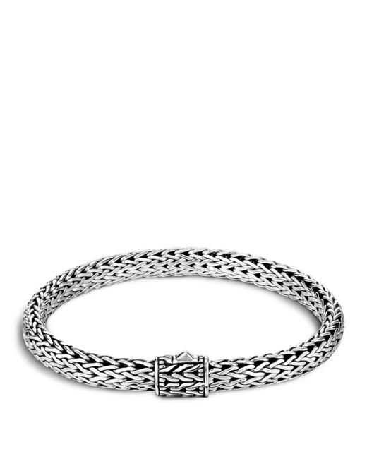 John Hardy - Metallic Men's Sterling Silver Small Chain Bracelet for Men - Lyst