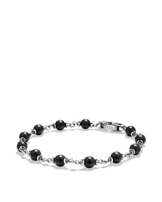 David Yurman - Metallic Spiritual Beads Rosary Bracelet In Black Onyx - Lyst