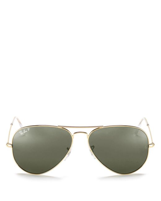 Ray-Ban - Green 62mm - Lyst