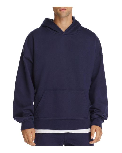 The Narrows | Blue Oversized Hoodie for Men | Lyst