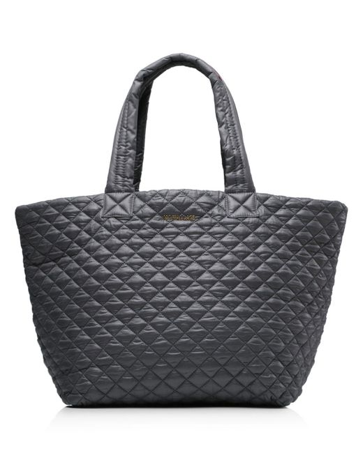 MZ Wallace - Multicolor Oxford Metro Large Tote - Lyst