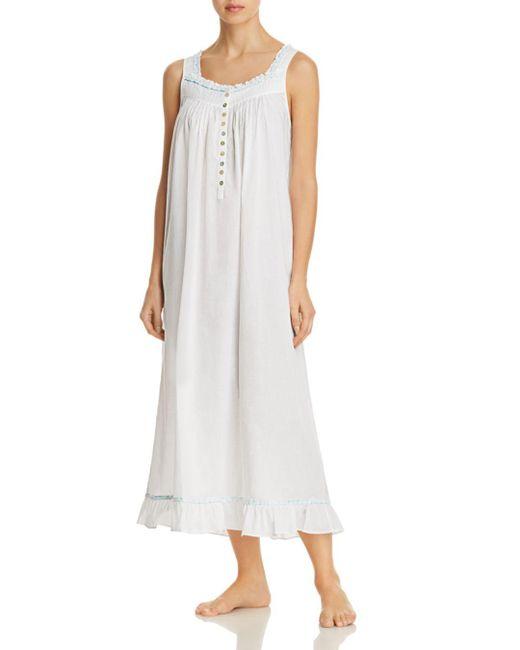 Eileen West - White Lawn Ballet Gown - Lyst