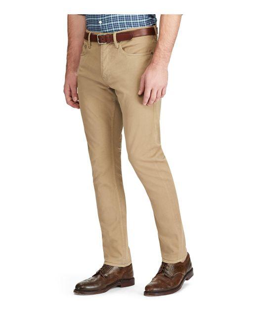 Polo Ralph Lauren   Natural Sullivan Slim Fit Jeans for Men   Lyst