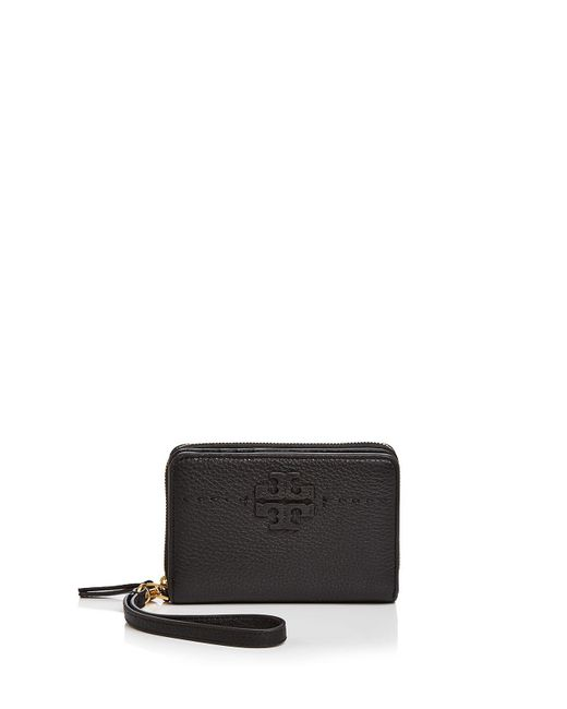 Tory Burch | Multicolor Mcgraw Leather Bifold Wallet | Lyst