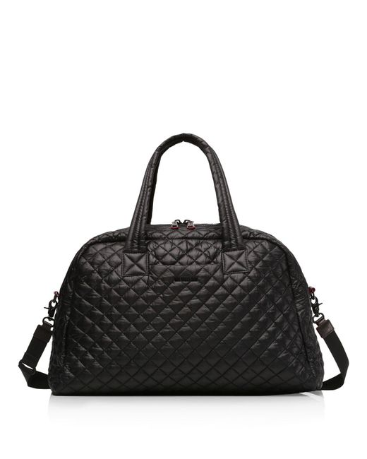 MZ Wallace - Black Jim Gym Bag for Men - Lyst