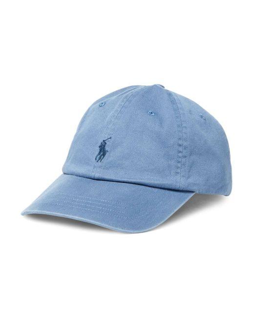 38088529 Polo Ralph Lauren Classic Sport Cap in Blue for Men - Save 39% - Lyst