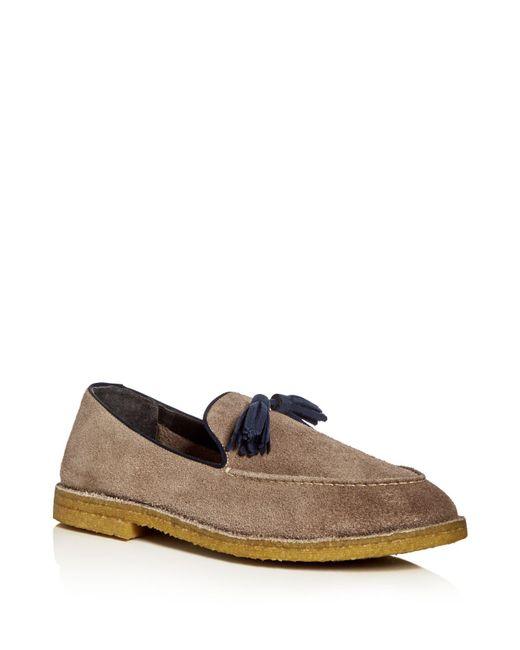 Alberto Fasciani - Multicolor Torres Tassel Loafers for Men - Lyst
