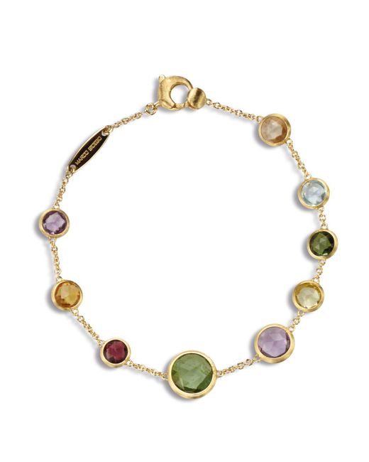 Marco Bicego | Metallic Mini Jaipur Multicolored Bracelet | Lyst