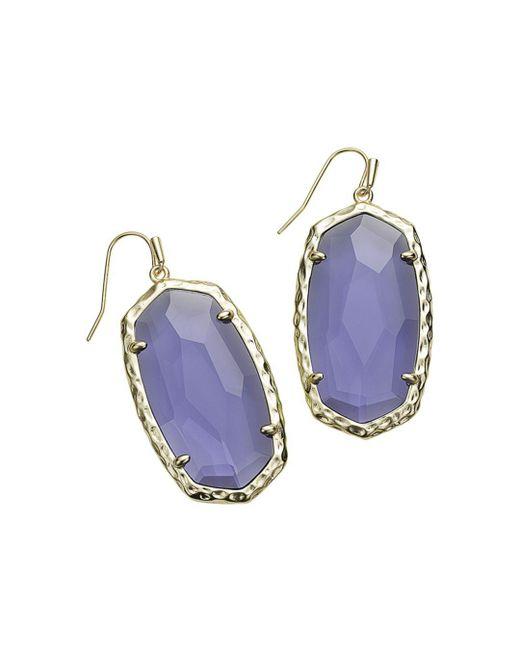 Kendra Scott - Multicolor Ella Drop Earrings (special Value $37.50) - Lyst