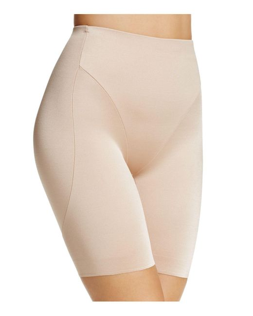 Tc Fine Intimates - Natural Rear Lift Waistline Slim Shorts - Lyst