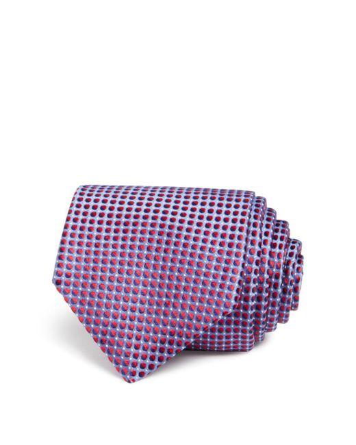 W.r.k. | Multicolor Half Circle Classic Tie for Men | Lyst