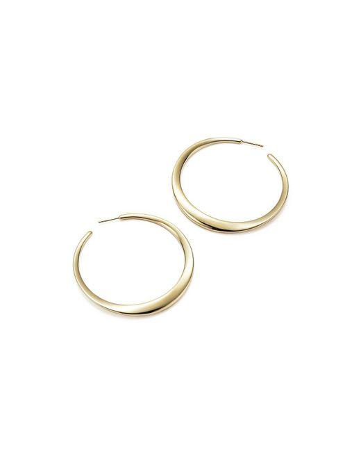 Ippolita - Metallic 18k Yellow Gold Glamazon® Graduated Large Hoop Earrings - Lyst