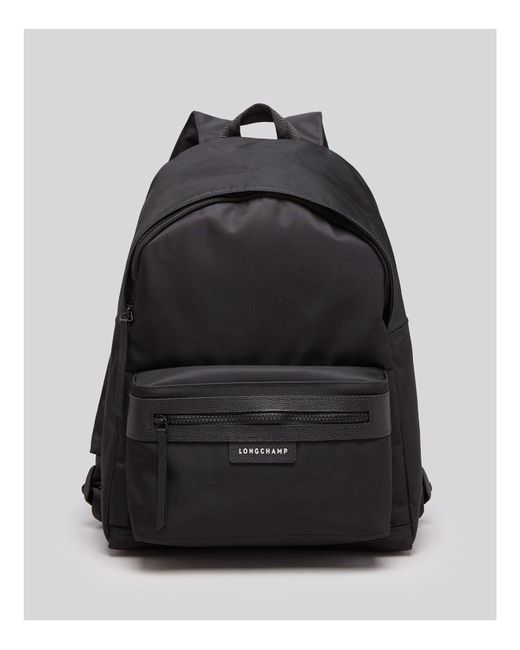 Longchamp | Black Le Pliage Neo Backpack | Lyst