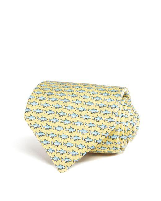 Vineyard Vines | Green Bonefish Classic Tie for Men | Lyst