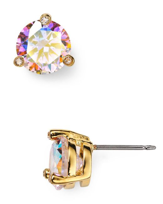 Kate Spade - Multicolor Stud Earrings - Lyst