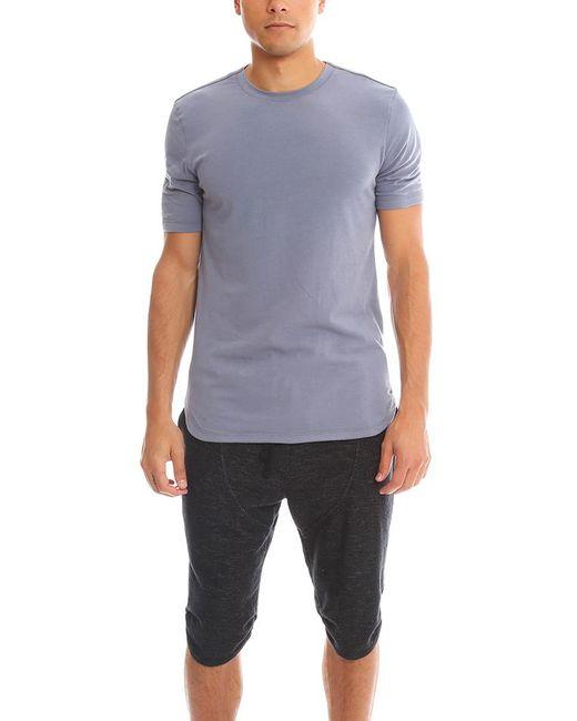 Helmut Lang - Purple Core Jersey Ss Tee for Men - Lyst