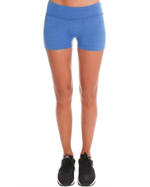 Alternative Apparel - Blue Look 'n Good Short - Lyst