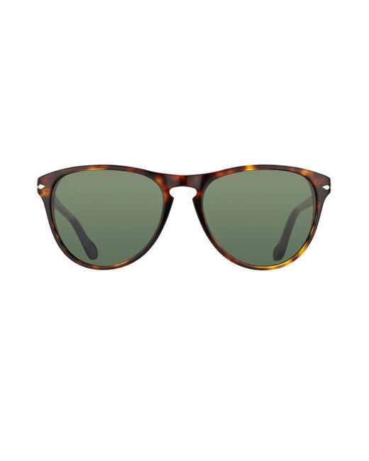 Persol - Black Classic Round 3038s 24/31 Sunglasses for Men - Lyst