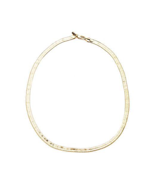 Vanessa Mooney - Metallic The Nas Chain Necklace - Lyst