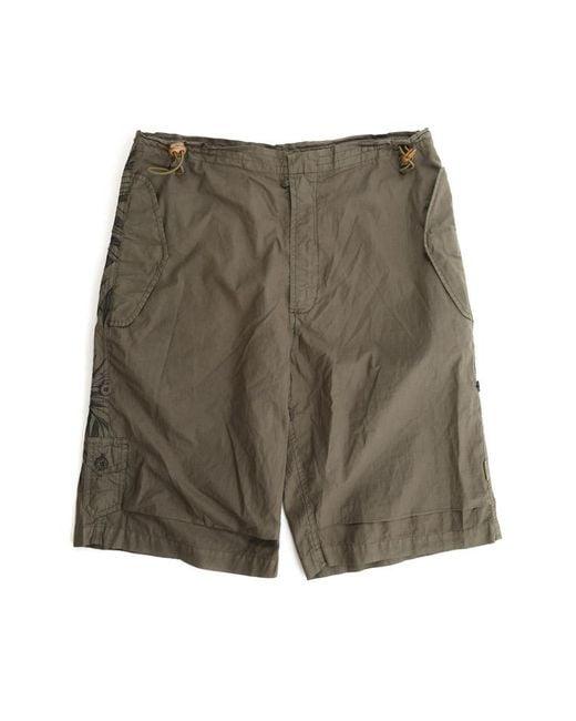Maharishi | Green Military Leaf Short for Men | Lyst