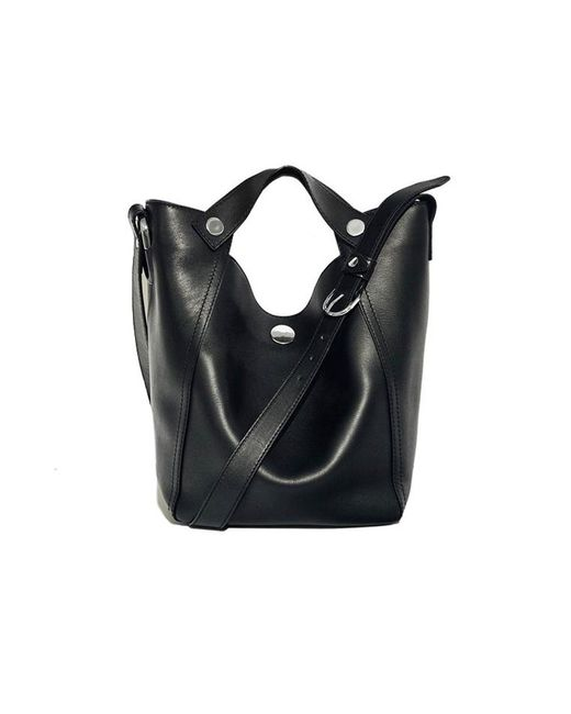 3.1 Phillip Lim | Black Dolly Small Tote | Lyst