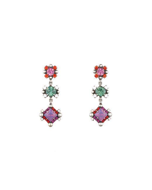 DANNIJO | Multicolor Luana Earrings | Lyst